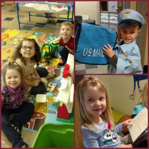"""St. Boniface Preschool presents """"Think About It Thursdays"""""""