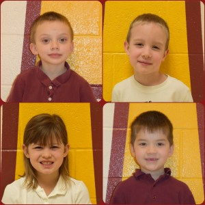 """The final set of """"Dreaming Big"""" kiddos! The future's lookin' bright!"""