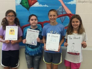 """Authors in Action"" Camp keeps students' minds in shape during the summer break"