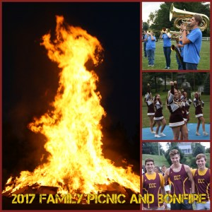2017 Family Picnic and Bonfire