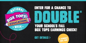 Want to help earn money for our schools?