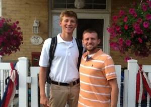 Teacher Feature: Mr. Luke Daghir