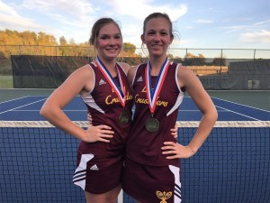 "ECC doubles team claims D9 ""AA"" Title"