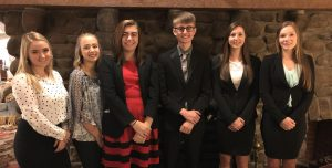 ECC FBLA Chapter participates in State Leadership Conference