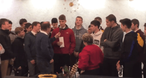 Boys basketball teams donate to Make-A-Wish campaign