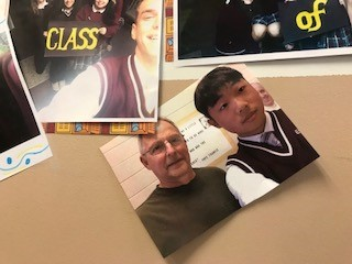 CSW Collage Mr. Swackhammer & Aaron
