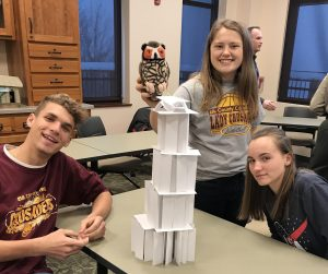 High school students attend engineering event at Kinzua Bridge State Park