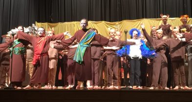 St. Marys Catholic Elementary School: The Lion King