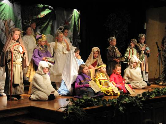 St. Leo Catholic School Christmas Play