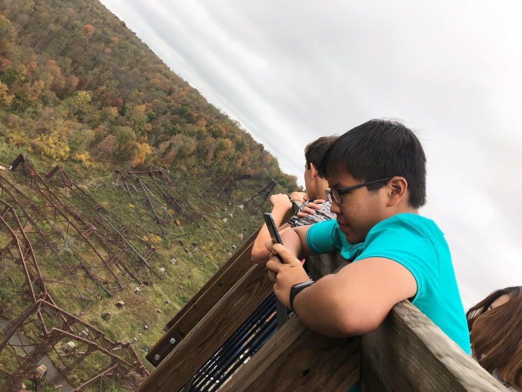 Kinzua Bridge - Bill
