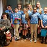 Middle school A.R.K. program makes contributions to local assisted living facilities