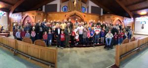 SMCES honors veterans with special Mass