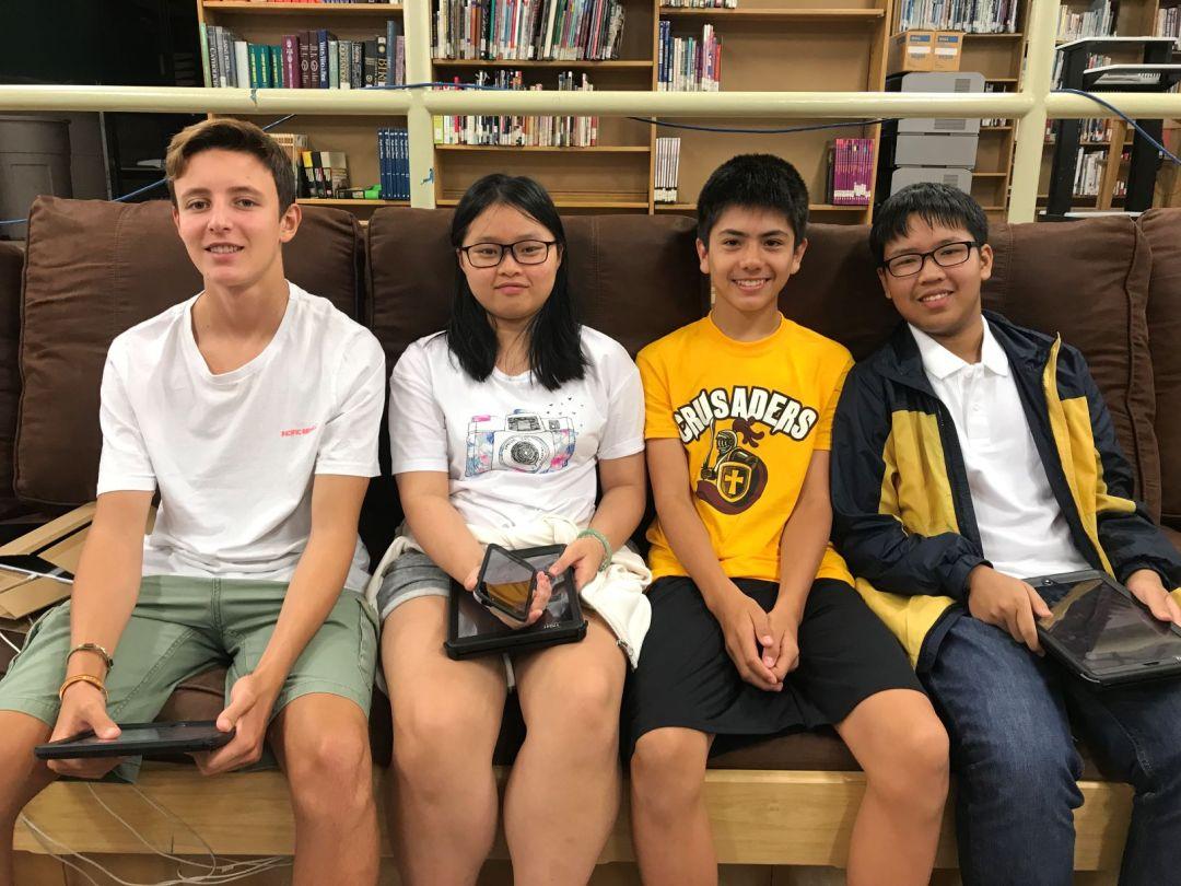 2018-2019 New Students