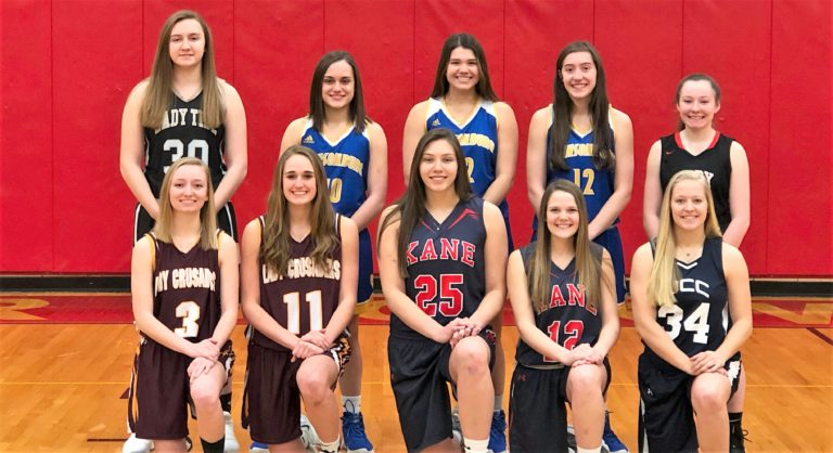 Crusader basketball players named to AML All-Conference teams