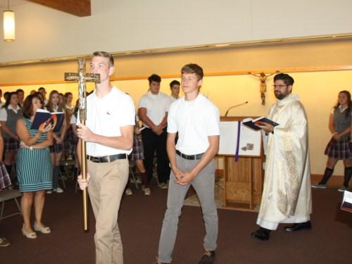 May Alumni Mass – Friday, May 17