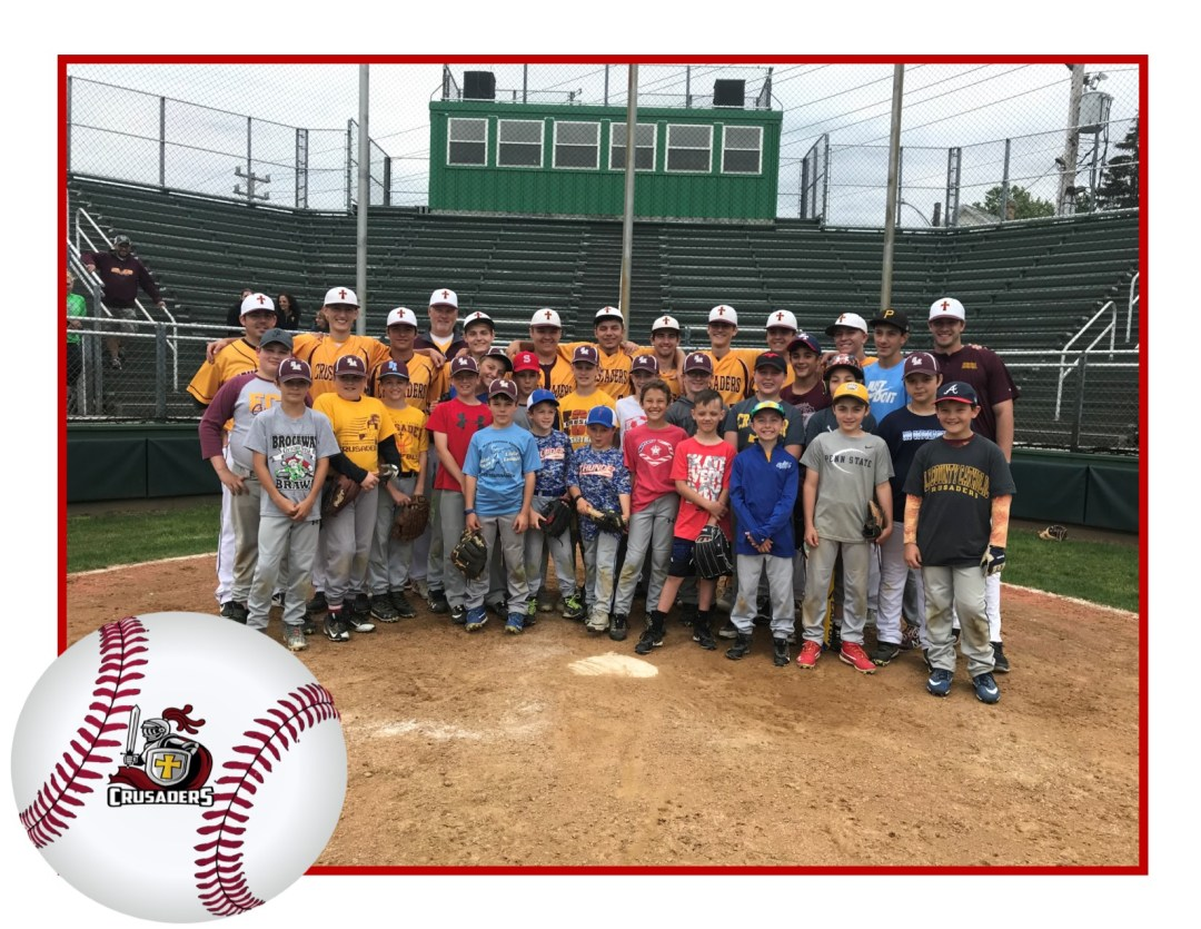 Crusader Crusher Baseball Camp