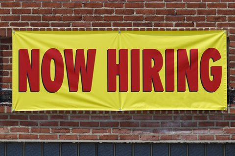 Now hiring food service workers for SMCES and ECCHS