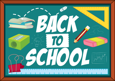 ECCSS Back to School Dates