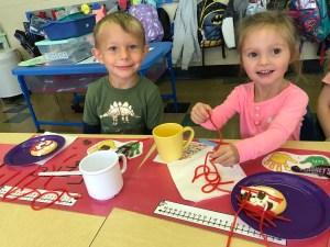 St. Boniface Preschool Activities!