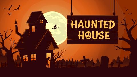 ECCHS-Haunted House