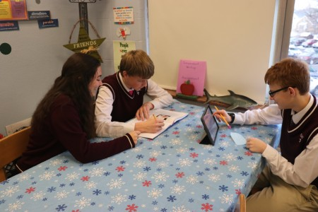 ECCHS Peer Mentoring Program