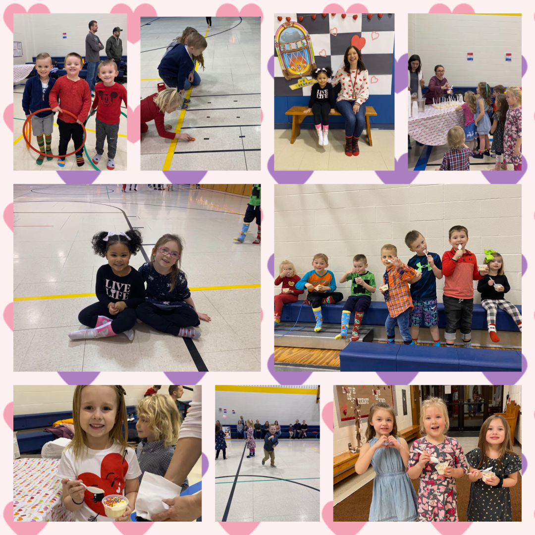 Valentines Sock Hop at SMCES!