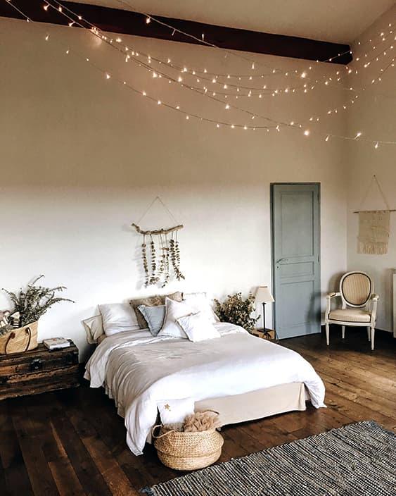 58 Inspiring Master Bedroom Design Ideas | Ecemella on Boho Master Bedroom Ideas  id=82507