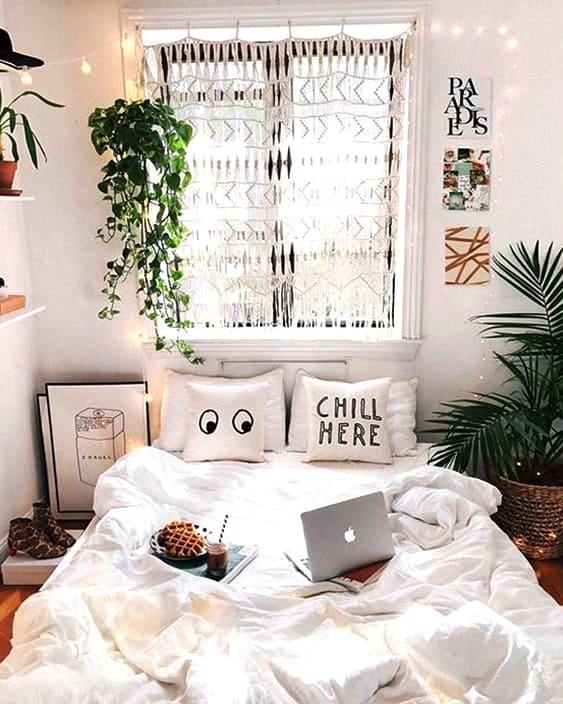 58 Inspiring Master Bedroom Design Ideas | Ecemella on Boho Master Bedroom Ideas  id=23105
