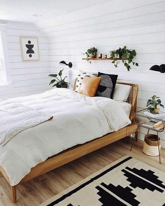 58 Inspiring Master Bedroom Design Ideas | Ecemella on Boho Master Bedroom Ideas  id=17610
