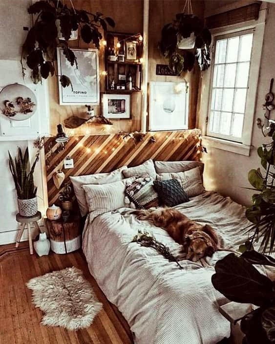 58 Inspiring Master Bedroom Design Ideas | Ecemella on Boho Master Bedroom Ideas  id=86890