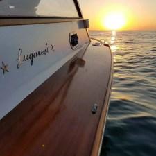 motoscafo lugaresi ecerimini escursioni vintage barca motore (Large)