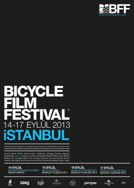 bicycle film festival istanbul 2013
