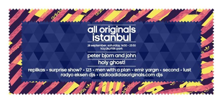 all Originals Istanbul 2013