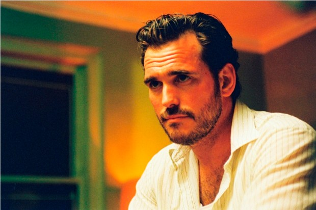 Factotum Matt Dillon, Photo Mark Higashino