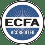 ECFA accredited organization