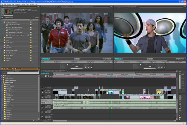 Atlanta Post Production Video Editing Premiere