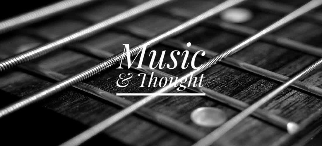 Music and thought