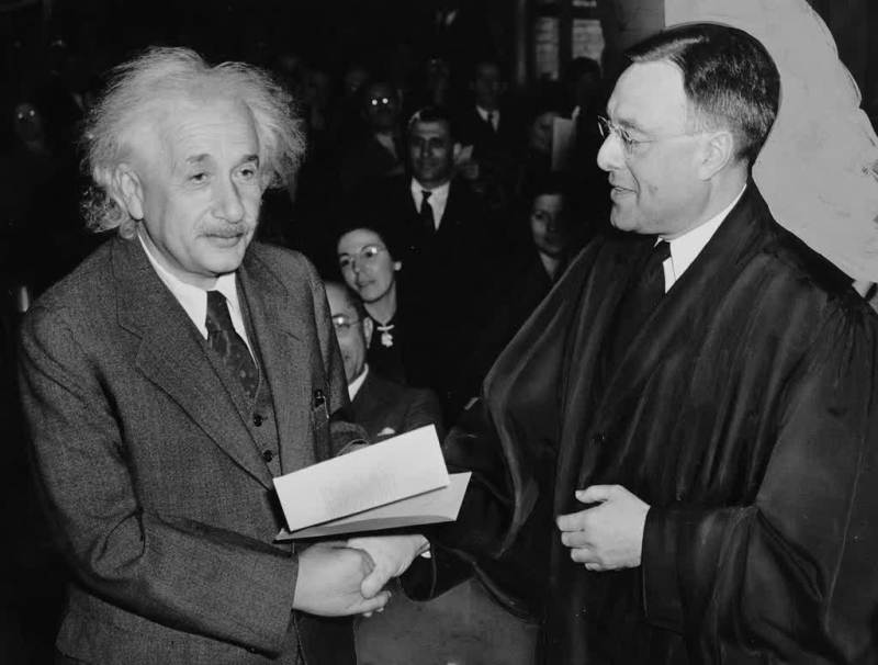 The legacy of Albert Einstein