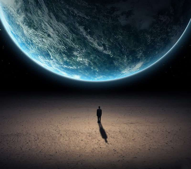 Man and the world