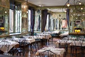Vue Restaurant Bouillon Racine