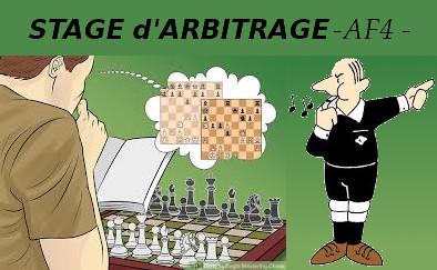 Stage Arbitrage AF4