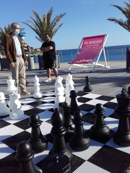 Journée mondiale des échecs