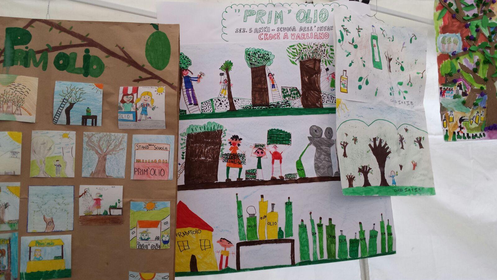 Disegno Bagno Per Bambini : Prim.olio la festa nei disegni dei bambini delle scuole di bagno a