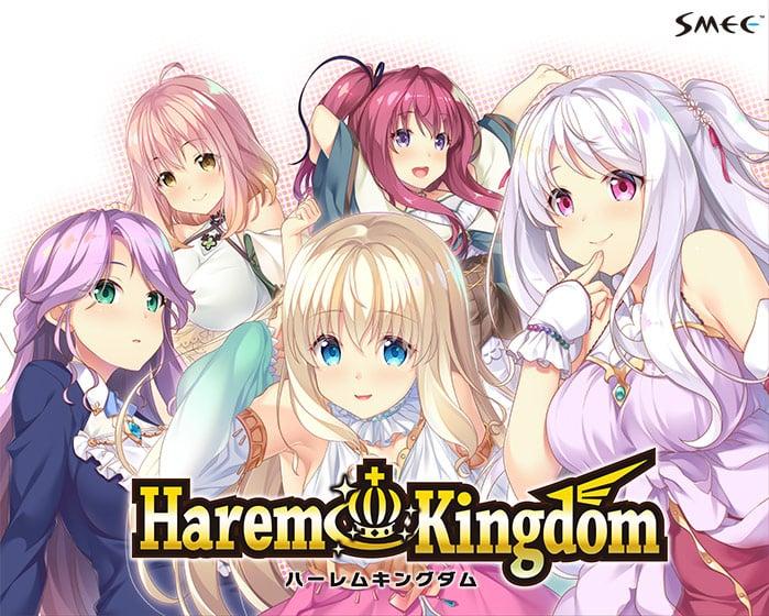 【FANZA独占】HaremKingdom ―ハーレムキングダム―【萌えゲーアワード2020 2月月間賞受賞】の情報
