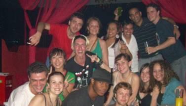 Cultural combinations in In Club in Hangzhou china