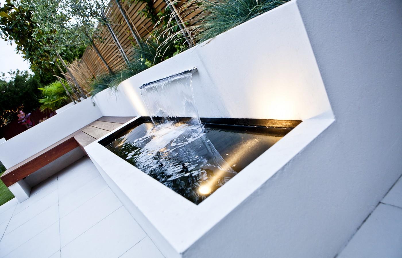 Koi Pond Waterfall Design