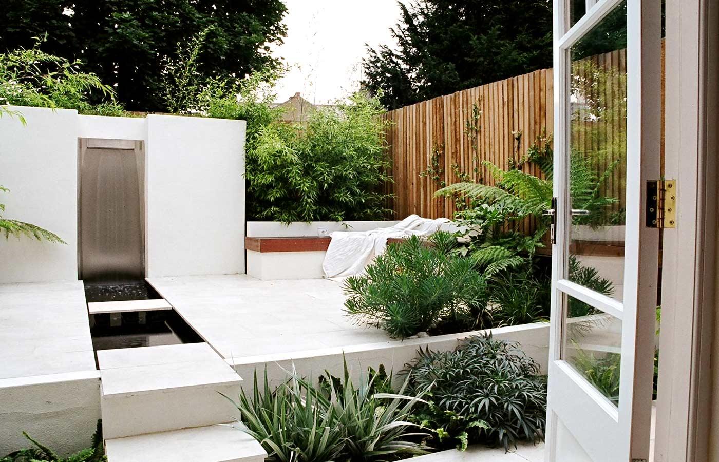 Small Urban Garden Design | Garden Design St Albans ... on Small Urban Patio Ideas id=37757
