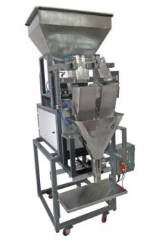 Automatic Weigh Filling Pouch Packing Machine Manufacturers in Chennai India