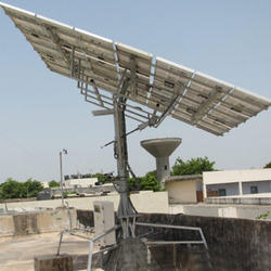 Single Axis Solar Tracking Systems