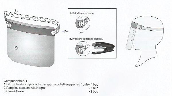 masca protectie fata covid-19